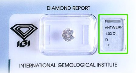 Diamante D-IF