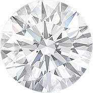 Diamante HRD E VVS1 3.72 ct.