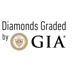 Diamante certificato GIA H VS2 0.41 ct.